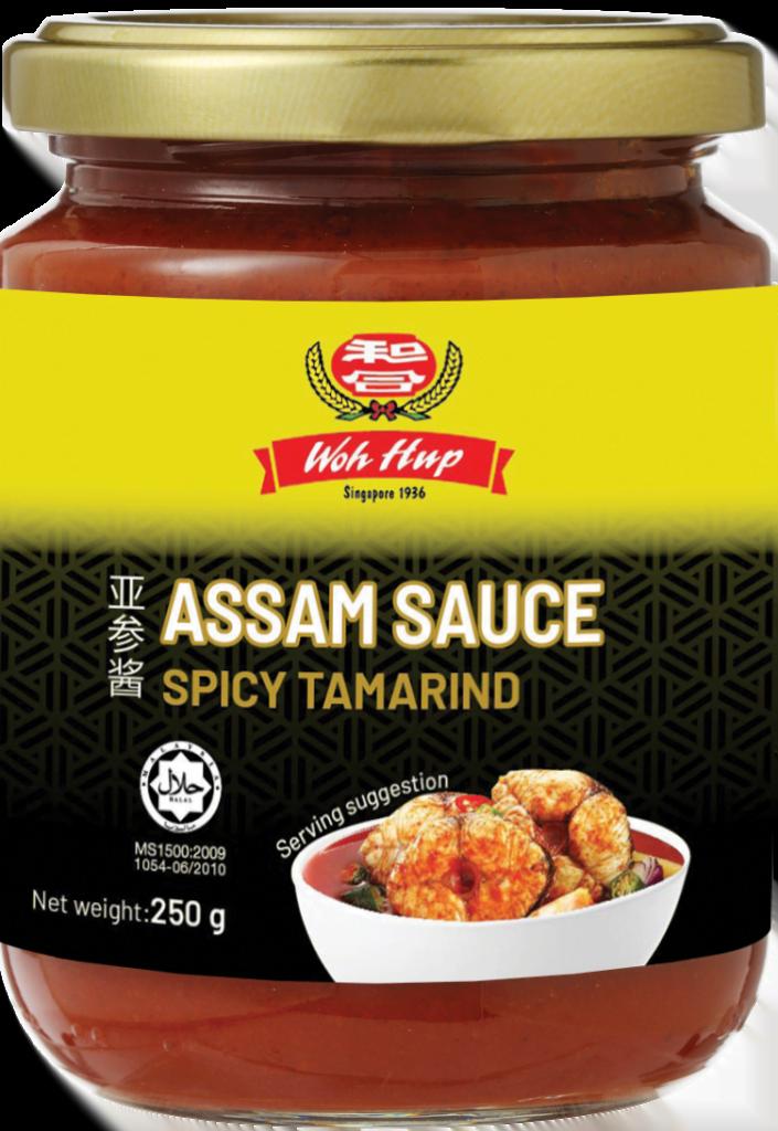 Fried Chicken in Spicy Tamarind Sauce pack image
