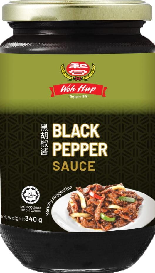 Black Pepper Crabs pack image