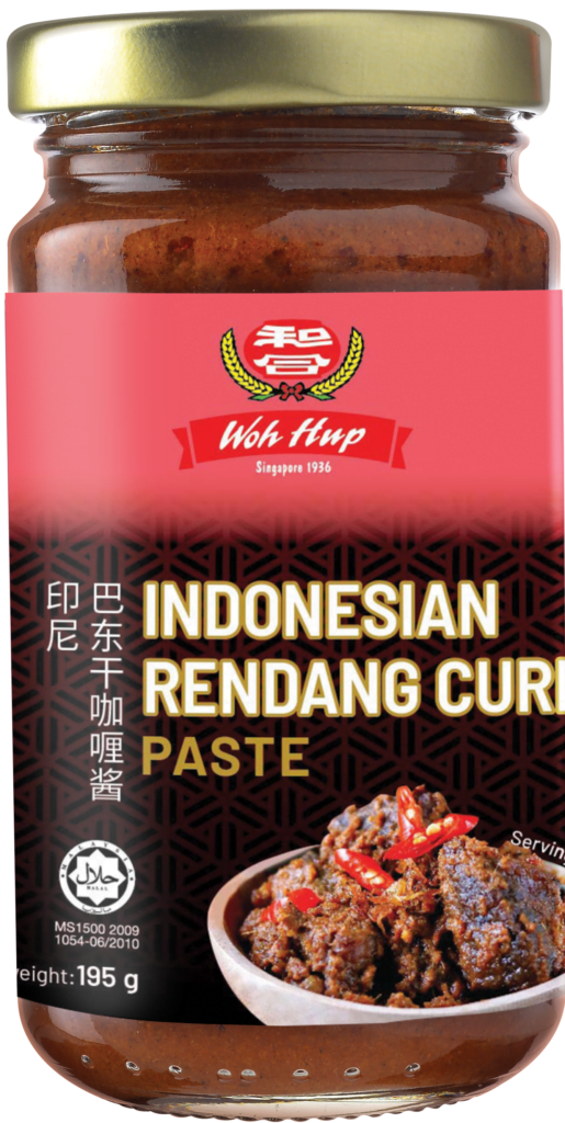 Indonesian Beef Rendang pack image