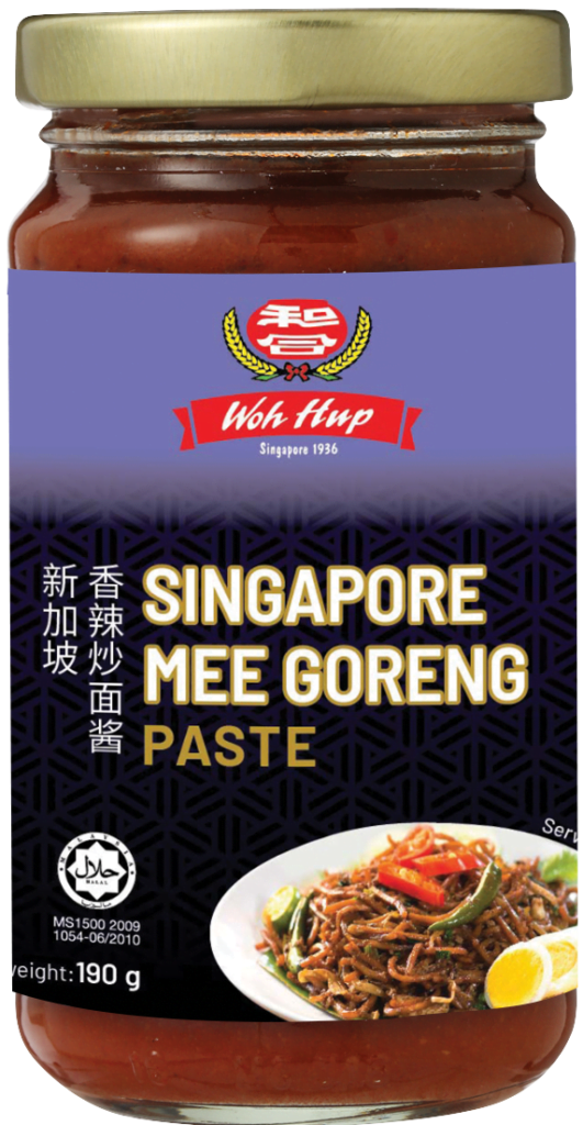 Singapore Mee Goreng pack image