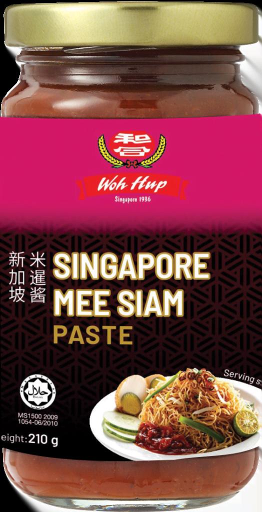 Singapore Mee Siam pack image