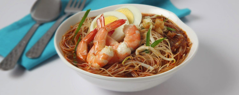 Singapore Mee Siam