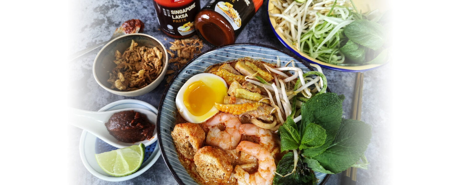 Ping Coombes' Ultimate Laksa